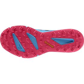 adidas TERREX Agravic Speed+ Buty do biegania Kobiety różowy/niebieski